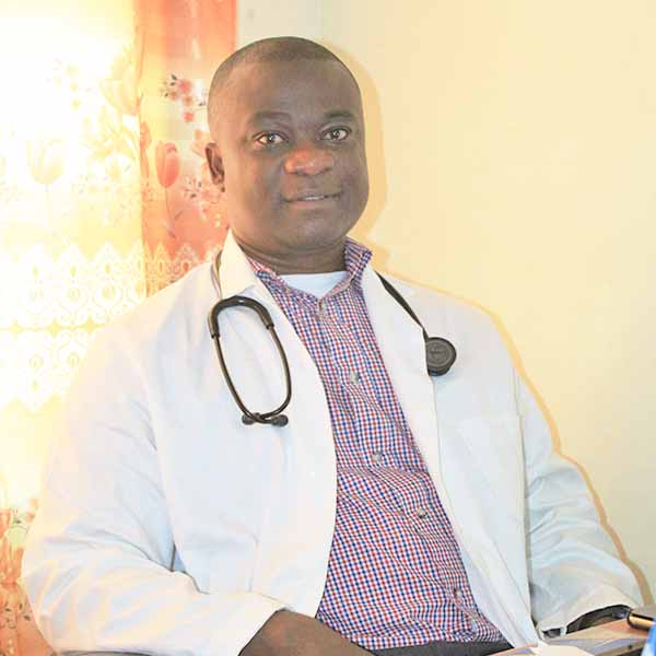 Dr Omane