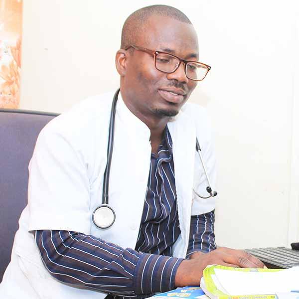 Dr PA